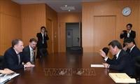 AS dan Jepang melakukan putaran perundingan dagang baru
