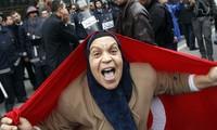 Tunesien feiert Sturz von Machthaber Ben Ali