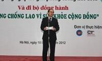 Vietnam verstärkt die Bekämpfung der Tuberkulose