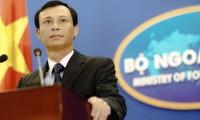 Vietnam bekräftigt Eigentumsrecht auf die Inselgruppen Hoang Sa und Truong Sa