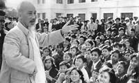 Ausstellung: Präsident Ho Chi Minh – der Held der nationalen Befreiung