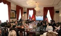 Das Forum über Beziehungen zwischen den USA und ASEAN