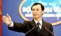 Vietnam kritisiert die Ausschreibungserklärung der chinesischen Firma