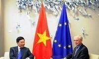 Vietnam unterzeichnet offiziell das Partnerschaftsabkommen mit der EU