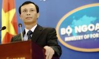 Vietnam kritisiert China wegen der Volksratswahl in der Stadt Sansha