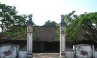 Tempel Tra Co, ein Symbol der vietnamesischen Kultur im Grenzort des Landes