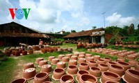 Die Schönheit des alten Keramikdorfes Dai Hung
