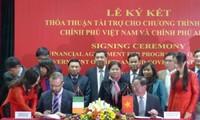 Irland finanziert das Programm zur Armutsbekämpfung in Vietnam