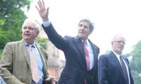 US-Außenminister John Kerry: Vietnam kann großer Handelspartner der USA in der Region werden