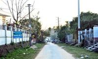 Inselkreis Co To erfüllt das Programm zur Neugestaltung ländlicher Räume