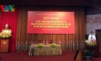 """Bilanzkonferenz der Kampagne """"Lernen und Arbeiten nach dem Vorbild Ho Chi Minhs"""""""