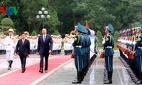 Intensivierung der umfassenden Zusammenarbeit zwischen Vietnam und Aserbaidschan