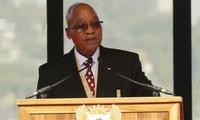 Südafrikas Präsident veröffentlicht neue Kabinettsliste