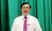 Finanzminister Dinh Tien Dung: Staatsschulden liegt im Sicherheitslimit