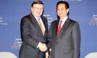 EU und Vietnam schreiten optimistisch vorwärts