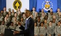 US-Präsident Barack Obama schließt Bodentruppen im Irak aus