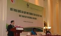Dialog über den globalen Umweltfonds Vietnam