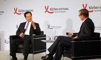 Premierminister Nguyen Tan Dung hält Rede in der Körber-Stiftung