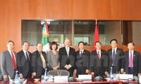 Delegation des Außenausschusses des vietnamesischen Parlaments besucht Mexiko und Kolumbien