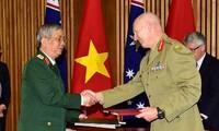 Vietnam und Australien verstärken Zusammenarbeit in der Meeressicherheit