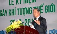 Vietnam begeht den Welttag der Meteorologie
