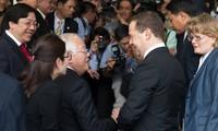 Die Zusammenarbeit zwischen Ho Chi Minh Stadt und den russischen Provinzen verstärken