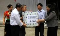 Vize-Parlamentspräsidentin Tong Thi Phong besucht die Provinz Lai Chau