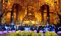 Vesak-Fest 2014 wird in die Liste von zehn buddhistischen Weltrekorden aufgenommen
