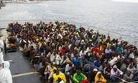 UNO schließt eine militärische Lösung für die illegalen Flüchtlinge aus