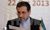 Iran hofft auf eine umfassende Atomvereinbarung in den kommenden Tagen