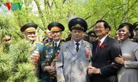 Tätigkeiten des Staatspräsidenten Truong Tan Sang in Russland