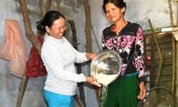 Geschichte über Frauen von der Insel Ly Son