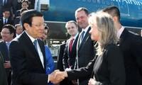 Intensivierung der Beziehungen zwischen Vietnam und Tschechien sowie Aserbaidschan