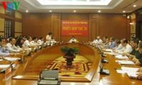 Staatspräsident Truong Tan Sang leitet die 20. Sitzung des Verwaltungsstabs für Justizreform