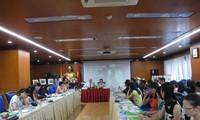 Märchen-Multimedia-Projekt zwischen dem Goethe Institut Hanoi und der Stimme Vietnams