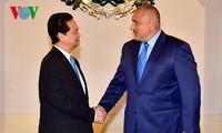 Vietnam und Bulgarien formen strategische Partnerschaft