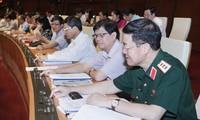 Gesetzesentwurf über die Aufsichtsarbeit des Parlaments diskutiert