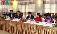 VOV verstärkt Zusammenarbeit im Radio- und Fernsehbereich mit Myanmar und Indien