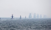 China führt Manöver im ostchinesischen Meer durch