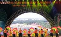 Das Fest zur Ehrung der Kulturidentitäten ethnischer Minderheiten im Nordosten Vietnams