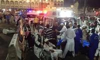 Hadsch-Pilgerfahrt wird von Kran-Unfall in Mekka nicht beeinträchtigt