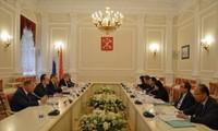Vietnam und Russland verstärken bilaterale Zusammenarbeit