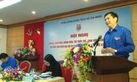Jugendverband sammelt Meinungen für Dokumente des 12. Parteitags