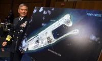 Die USA werden Patrouillen nahe den von China illegal ausgebauten Inseln im Ostmeer durchführen