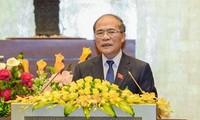 Herbst-Sitzung des Parlaments eröffnet