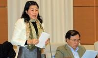 Abgeordnete diskutieren den geänderten Entwurf der Zivilprozessordnung