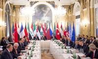 Weltgemeinschaft setzt sich für ein Ende der Syrien-Krise ein