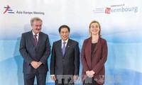 ASEM-Außenministerkonferenz schätzt Initiative Vietnams