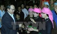 Festtag der Nationalsolidarität in der Provinz Lao Cai