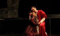 Hamlet von William Shakespeare auf der vietnamesischen Bühne